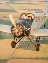 Junkers F 13 in Dessau