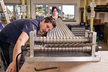 Kaelin Aero Produktion