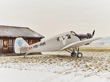 Junkers-F13 Replika HB-RIM, S/N13-001
