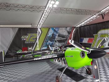 assembling Red Bull Air Race