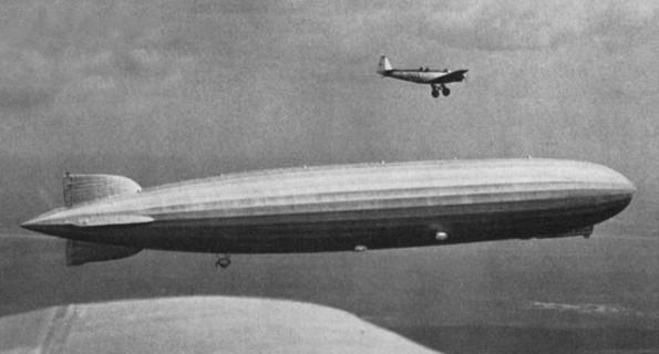 Junior mit Zeppelin