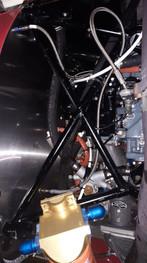 450 HP Pratt & Whitney engine inspection