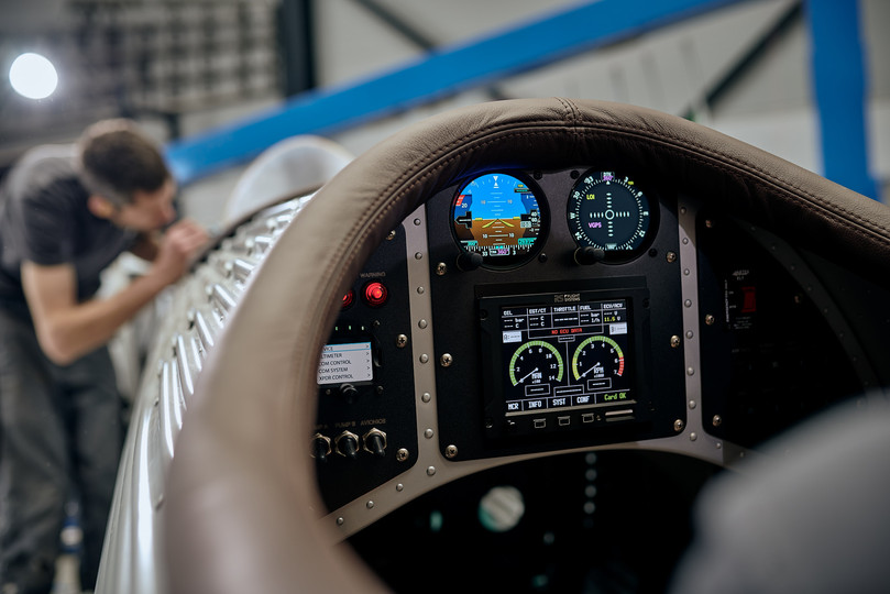 A50 Junior Cockpit | Garmin
