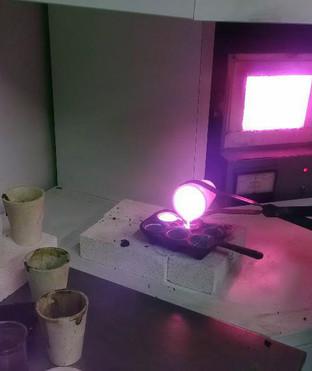 Smelting Assay