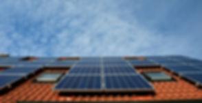 Canva - Photovoltaic Solar System on a R