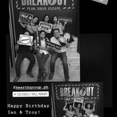 Jun 2019 | First Hearth Break!