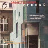 Architectural Record Oct 2001