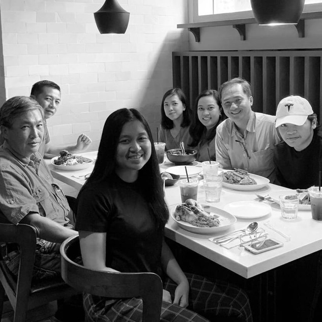 Jul 2019   Lunch with Client