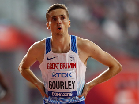 DAY NINE: OTC Elite's Gourley takes 11th in 1,500m