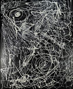 Hommage a J.P. (Jackson Pollock)