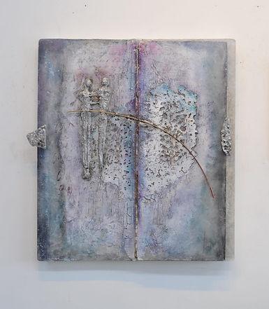Wandboek