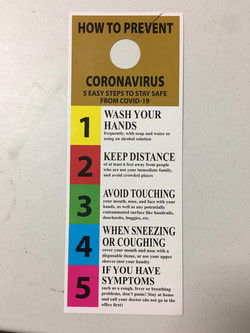 Covid-19 Awareness/Prevention