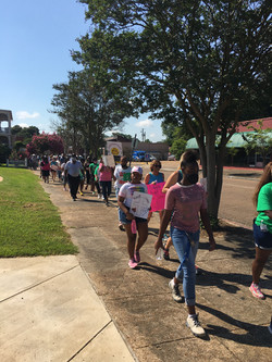Southwest Mississippi Unity March