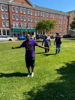 Autism Awareness Rainbow Walk