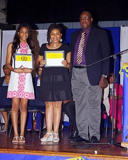 2015 International High School Essay Contest