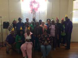 Senior Citizens Center End of Year Celebration 2017