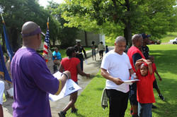2015 Colonel's Campaign: HBP Awareness & Memorial March