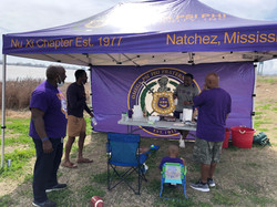 Chapter Anniversary Cook Owt