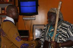 Living Black History Award 2015