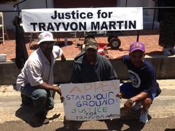 2013 Justice for Trayvon Martin