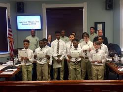 Guys in Ties (Adams County Board of Supervisors Meeting)