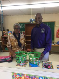 PBIS Donation (West Elementary)