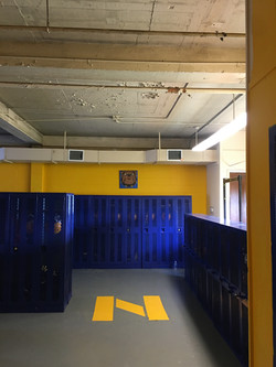 NMS Football Locker Room