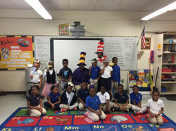 Frats in Hats (Dr. Seuss Day 2020)