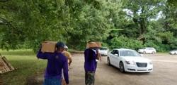 Food & Mask Distribution (Fayette, MS)