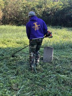 Watkins Cemetery Clean-Up