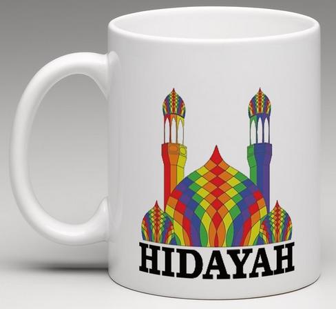 Hidayah Mug