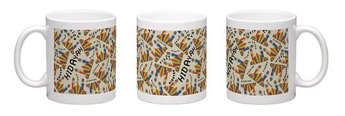 Hidayah Patterned Mug