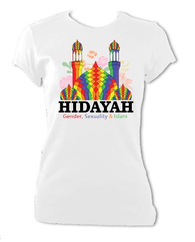 Hidayah Floral Ladies T-Shirt