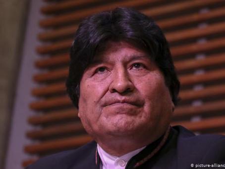 """Evo Morales es acusado ahora de """"asesinatos y torturas"""""""