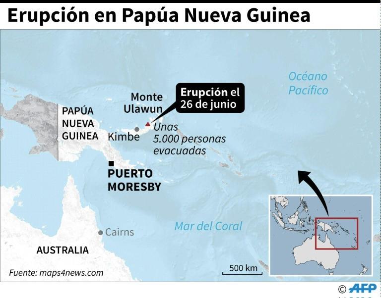 AFP / Patricio Arana