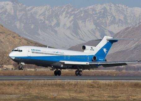 Un avión se estrella en una zona del este de Afganistán controlada por los talibanes