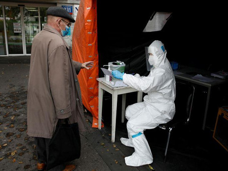 Polonia anuncia más restricciones para detener la pandemia