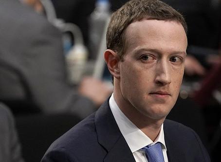Senador Josh Hawley  de USA solicita al CEO de Facebook, Zuckerberg, porque censuro News sobre Biden