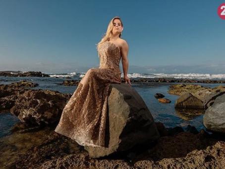 Modelo con síndrome de Down conquista la Semana de la Moda en Nueva York