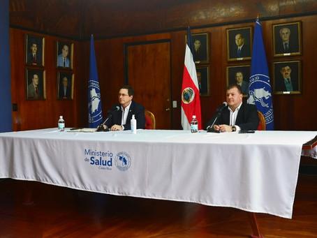 Costa Rica en Semana Santa cierra con 595 casos confirmados de COVID-19