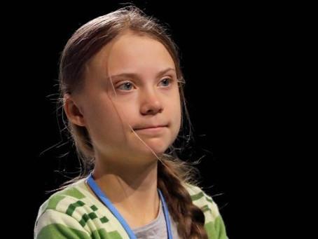 Nominan a Greta Thunberg al Nobel de la Paz