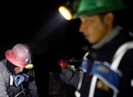 Mineras de Perú reinician operaciones con pruebas masivas y aislamiento de trabajadores