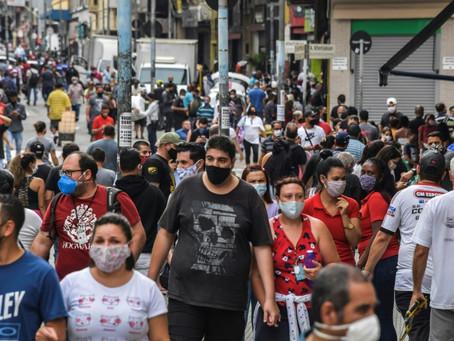 América Latina supera las 70.000 muertes por covid-19 mientras la UE planea reapertura