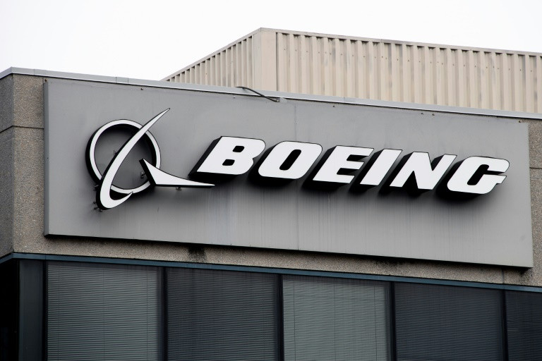Un edificio del grupo aeronáutico Boeing en Annapolis Junction (Maryland, EEUU)