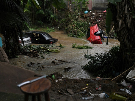 Al menos 10 personas mueren en Sao Paulo tras las fuertes lluvias