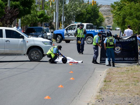 Disminuyó cantidad de víctimas fatales en accidentes automovilísticos