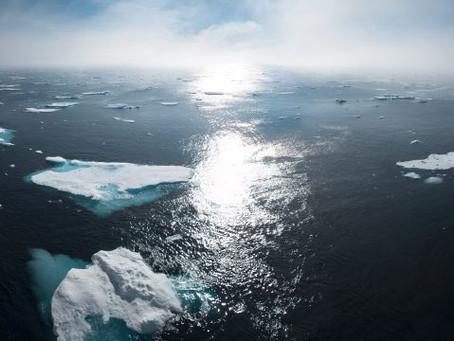 Estudio: Calentamiento global causa derretimiento 'irreversible' del hielo antártico