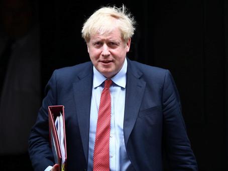 Boris Johnson pedirá a las empresas que manden a sus empleados de vuelta a sus puestos