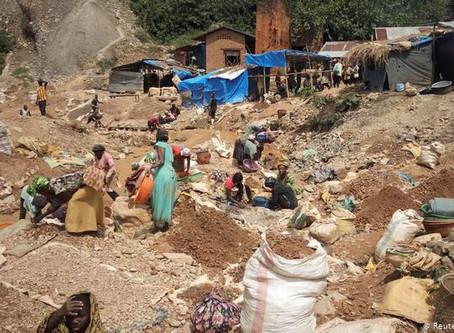 Medio centenar de trabajadores fallecen en el derrumbe de una mina en el Congo