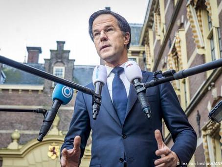 Coronavirus: primer ministro holandés condena los disturbios por encierro como 'violencia criminal'